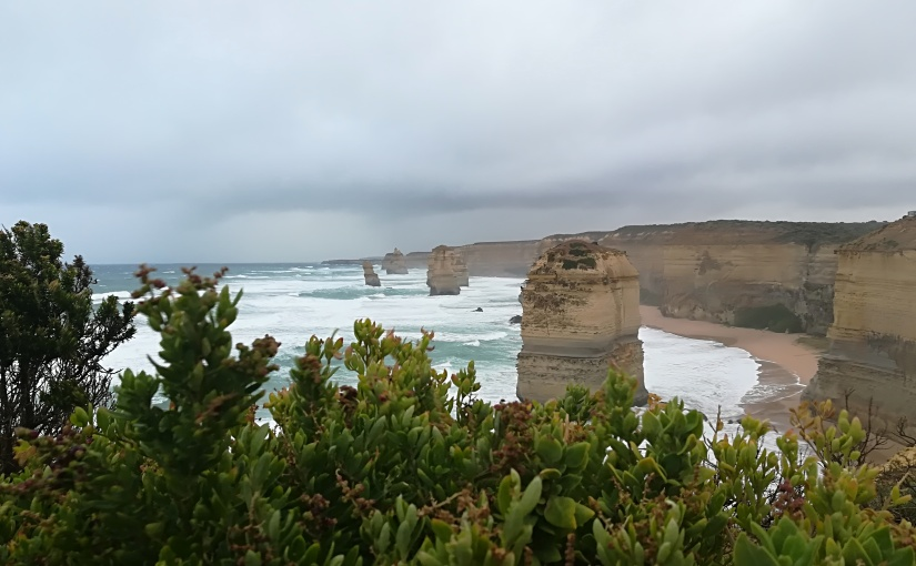 Great Ocean Road !